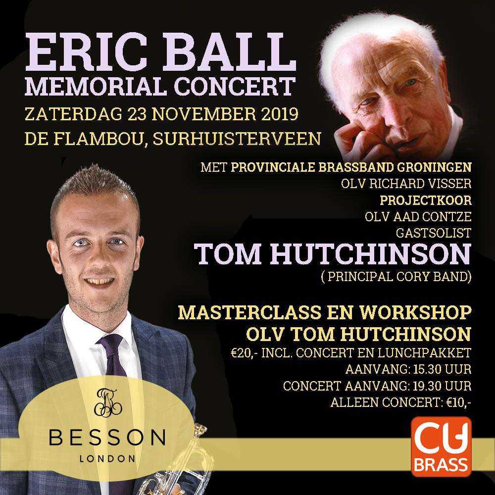 Eric Ball Poster
